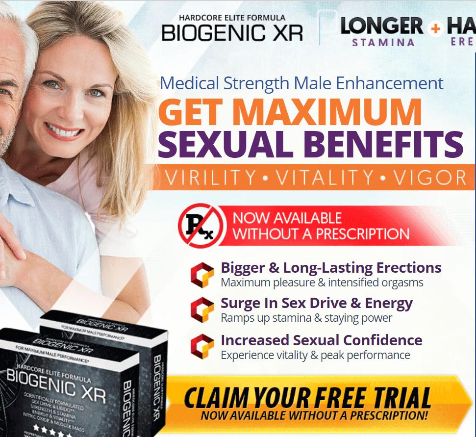 Biogenic XR UK Website