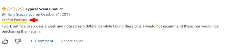 Testomenix 1 star review
