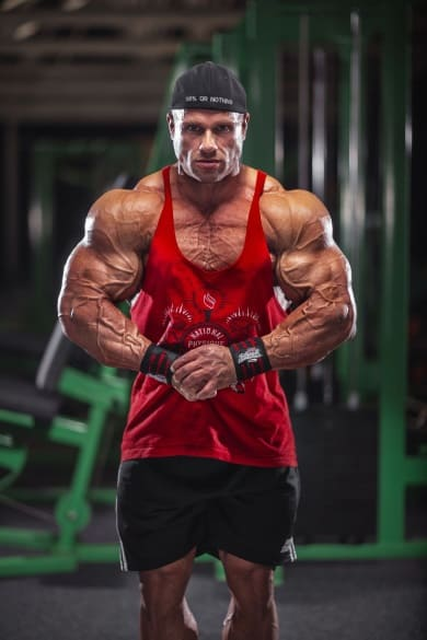 anth bailes workout routine