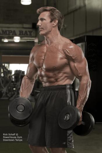 john hansen bodybuilder diet
