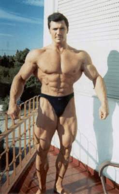 john hansen bodybuilding legend