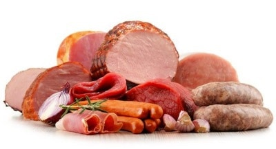 processed meats lower testosterone