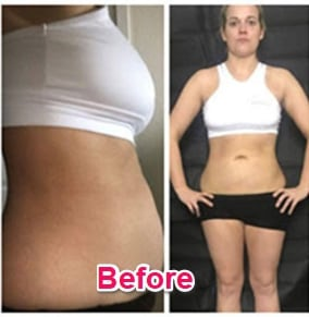 leanbean female fat burner before and after