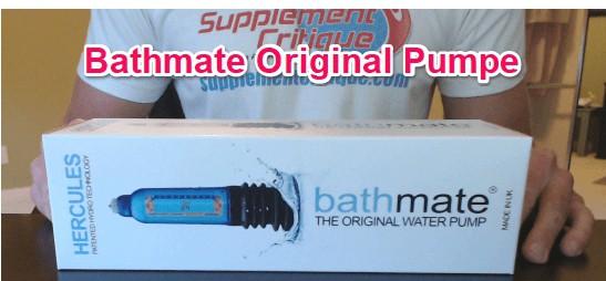 Bathmate Original Pumpe