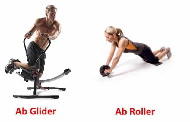 ab glider and ab roller