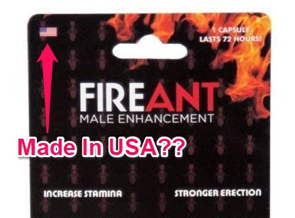 are fire ant pills made in the usa