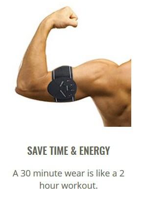 ultimate abs stimulator workout