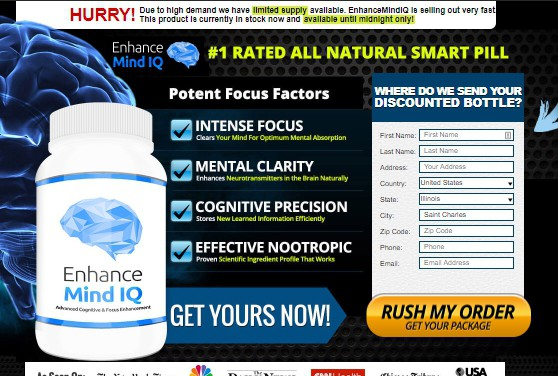 enhance mind iq website