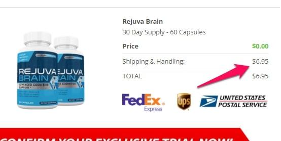 rejuva brain free trial
