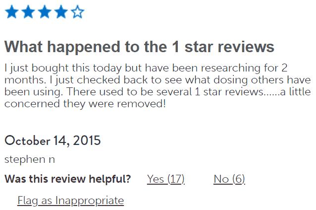 1 star reviews of jxt5