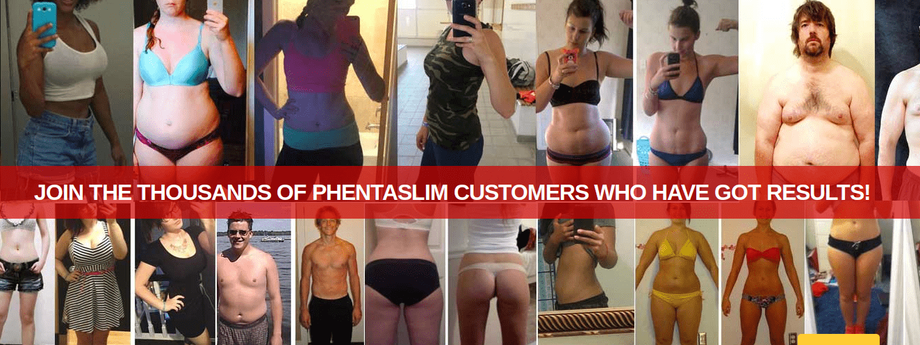Phentaslim weight loss before and after photos