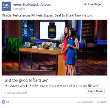 shark tank yoojin and angela kim facebook ad