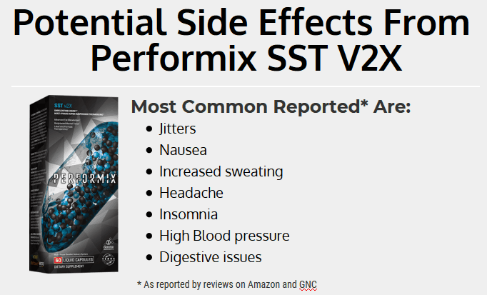 performix side effects