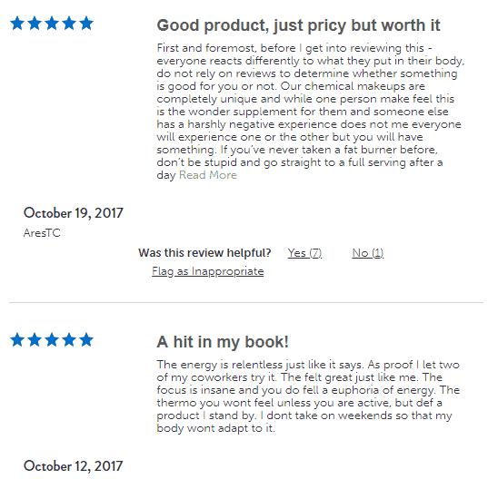 performix sst v2x gnc positive reviews