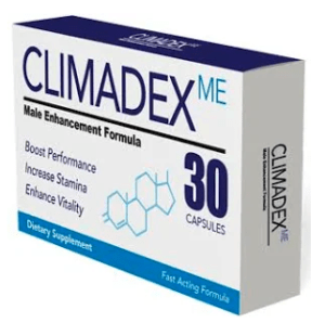Climadex packaging