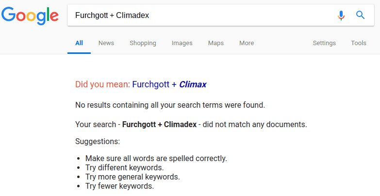 Climadex is a scam