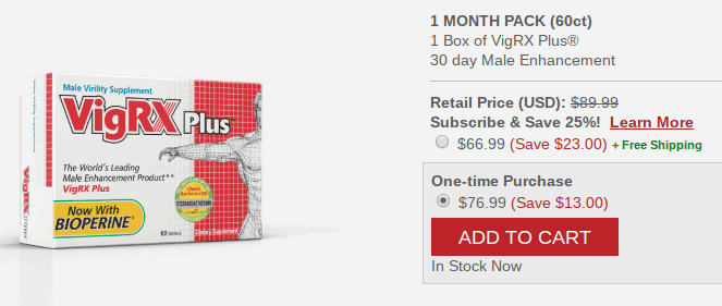 You can buy the sex pill Vigrx Plus online