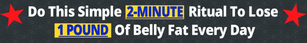 Lean Belly Breakthrough 2 minute ritual