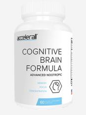 Accellerol cognitive brain formula