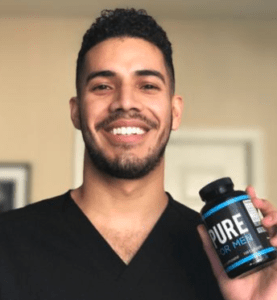 Pure For Men is doctor recommended