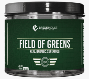 Field of Greens is a Brickhouse Nutrition superfood