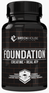 Brickhouse Nutrition makes Foundation for muscle building and recovery