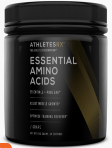 brickhouse essential amino acids helps to build muscle