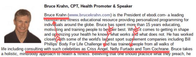 Bruce Krahn of Lean Belly Breakthrough