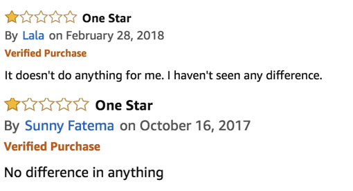 negative fitmiss tone reviews on amazon