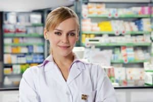 Pharmacy RX One has photos of doctors on website