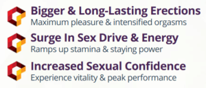 Anamax claims you will have increased sexual confidence