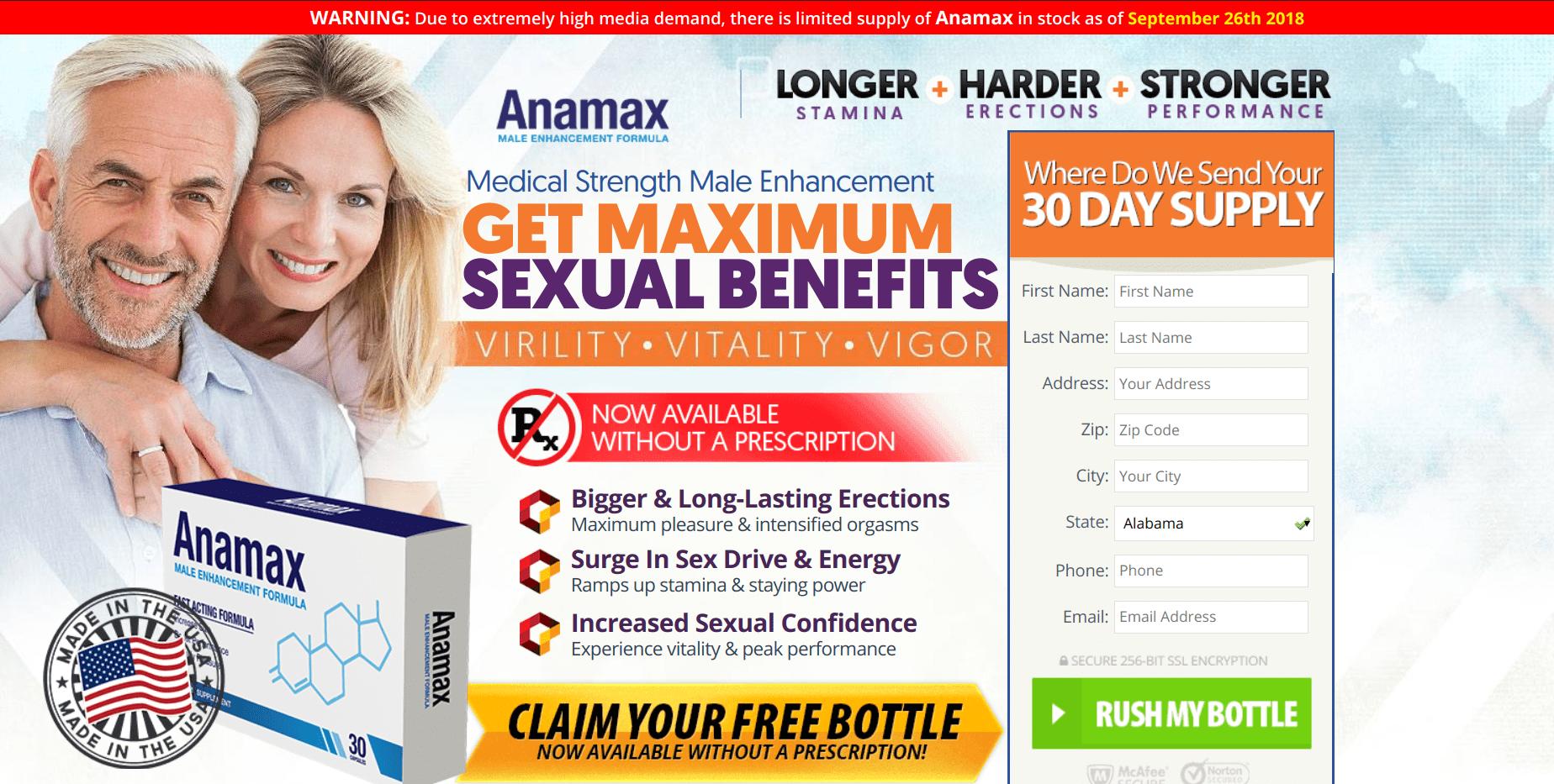 Anamax scam