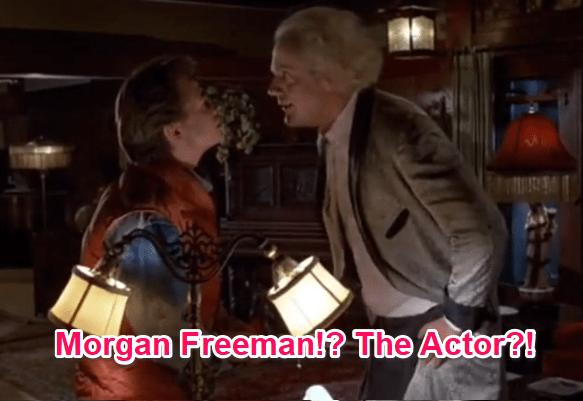 morgan freeman the actor