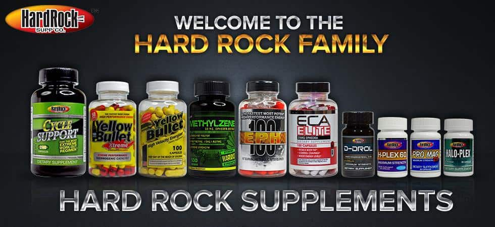 Hard Rock Supplements makes Alpha Lean 7 fat burner