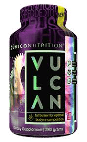 unico nutrition vulcan fat burner review