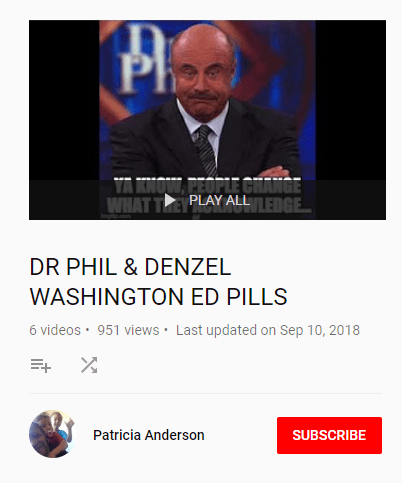 dr phil on youtube