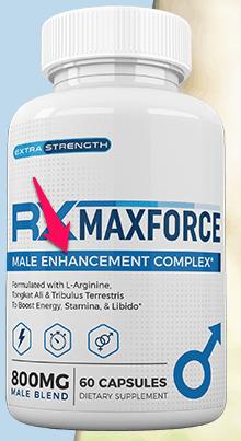 rx max force male enhancement