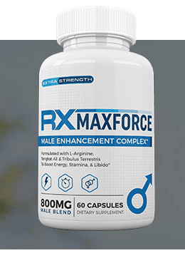 rx max force review