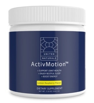 ActiveMotion Powder Drink Review - Does It Really Work?