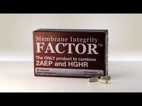 Membrane Integrity Factor Packaging