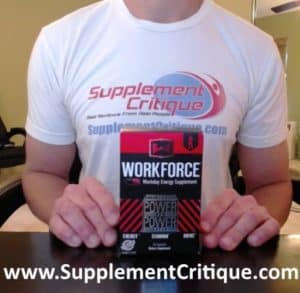Mdrive Workforce pills are made for energy and stamina